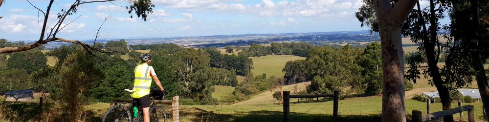 Gippsland is perfect for cycle tours 2